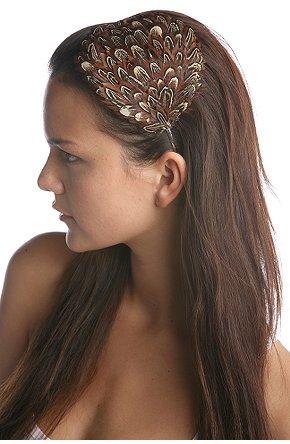 plumage-headband