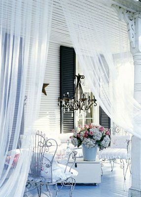 country home magazine porch